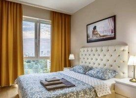 Снять - фото. Снять двухкомнатную квартиру посуточно без посредников, Москва, Профсоюзная улица, 128А - фото.