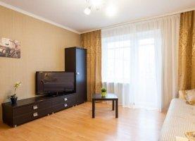 Сдается в аренду однокомнатная квартира, 34 м2, Калининград, Ленинский проспект, 39А